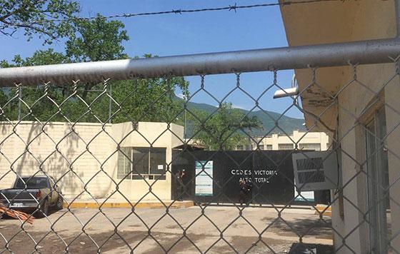 Reportan Motín en Penal de Ciudad Victoria