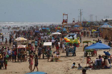 Playa Bagdad cierra Semana Santa con saldo blanco