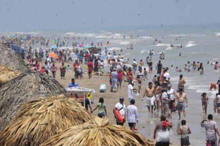 Reforzará Matamoros operativo de seguridad en Playa Bagdad a través de video vigilancia