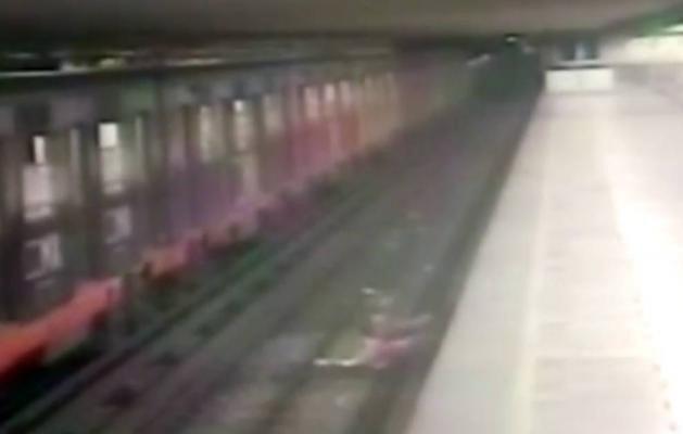 Vinculan a proceso a mujer que arrojó su hijo al Metro