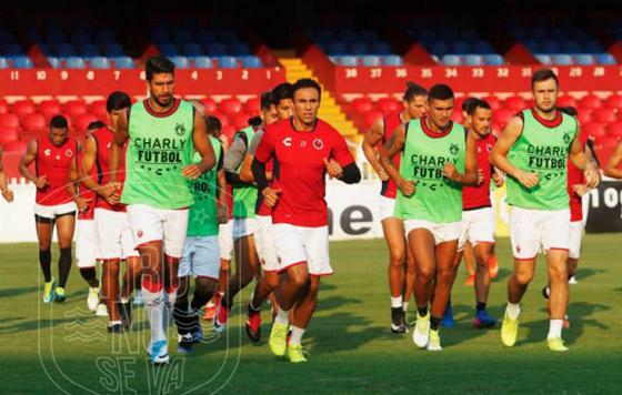 Veracruz va por otro paso a la salvación (Partidos) — Liga MX