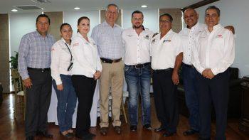 Trabajaran en colaboración Ayuntamiento con Cámaras de Río Bravo