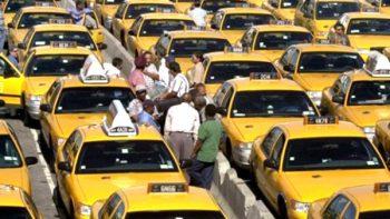Amagan taxistas con realizar más movilizaciones en Reynosa