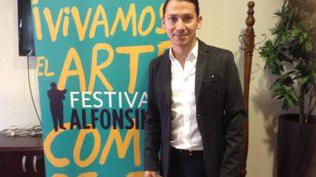 'La música me mantiene joven': Alejandro Vela