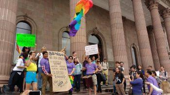 Exige comunidad gay de NL 'Derechos no zonceras'