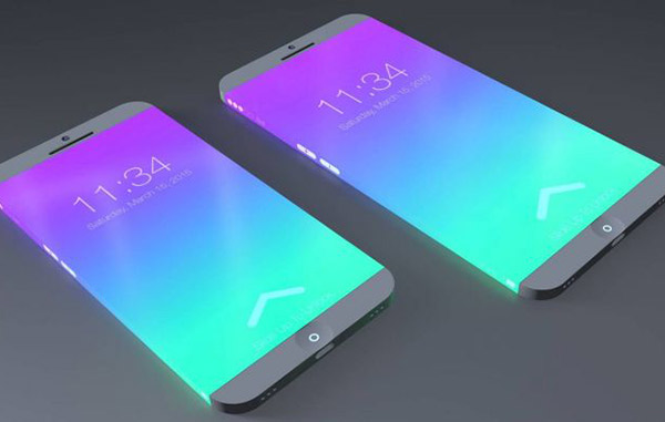 Filtran imágenes de cómo será el nuevo iPhone 8