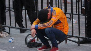 Se vacía Macroplaza tras derrota de Tigres