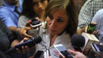 Hermana de fiscal veracruzano denuncia a Nahle por difamación