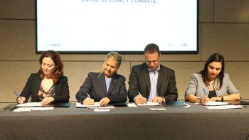 Acuerdan Conarte y Consejo NL elaboración de diagnóstico cultural