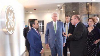 General Electric inaugura torre en Nuevo León