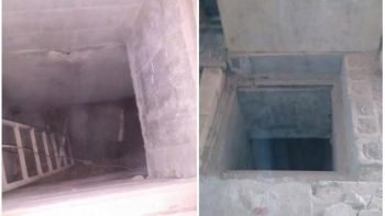 Hallan túnel 'estilo Chapo' hacia penal en Tamaulipas