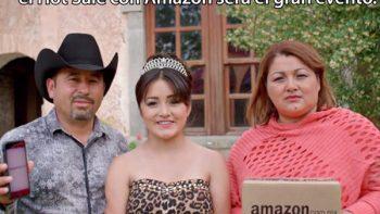 Rubí, la quinceañera más famosa de México, llega a Amazon