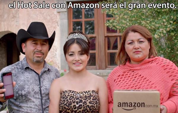 Llega a Amazon la quinceañera Rubí