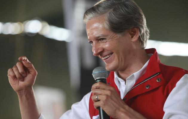 Acusa PRI a Morena de exceder gastos de campaña en el Edomex