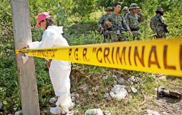 Aún hay 7 personas por detener ligadas al caso Iguala