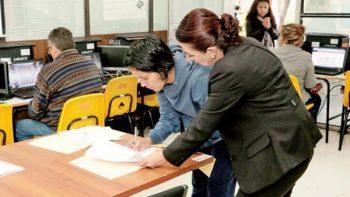 Con éxito, SEP evalúa a docentes de 3 estados