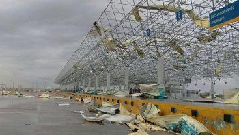 Tras tromba, Puente III reiniciará operaciones el jueves, prevén