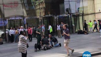Un muerto y 13 lesionados en un supuesto atentado en Time Square