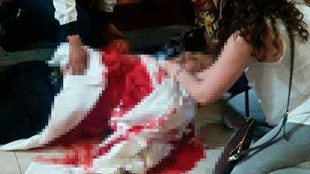 Sacerdote herido padece parálisis que afecta el diafragma, reportan