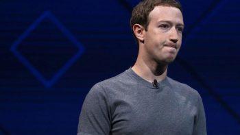 'Sentimos las molestias', dice Zuckerberg por falla de Whatsapp
