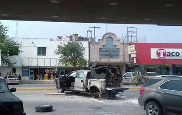 Destruyen 34 casuchas en penal de Reynosa