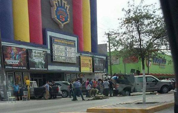 Detectan fosa con 2 AK47 y arma multicalibre en penal de Reynosa