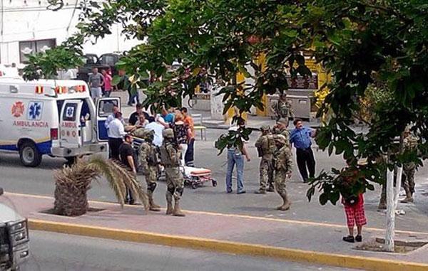 Destruyen 34 casuchas en el Penal de Reynosa