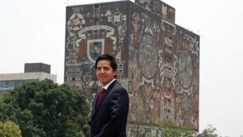 Alumno de la UNAM desarrolla sistema para ahorrar agua en la ducha