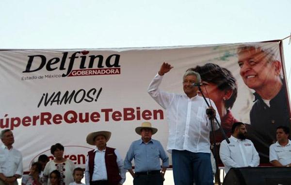 Agreden a AMLO en Veracruz; condenan el hecho #Video