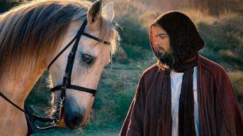 Mane de la Parra subió 13 kilos para interpretar a 'Juan el Apóstol'