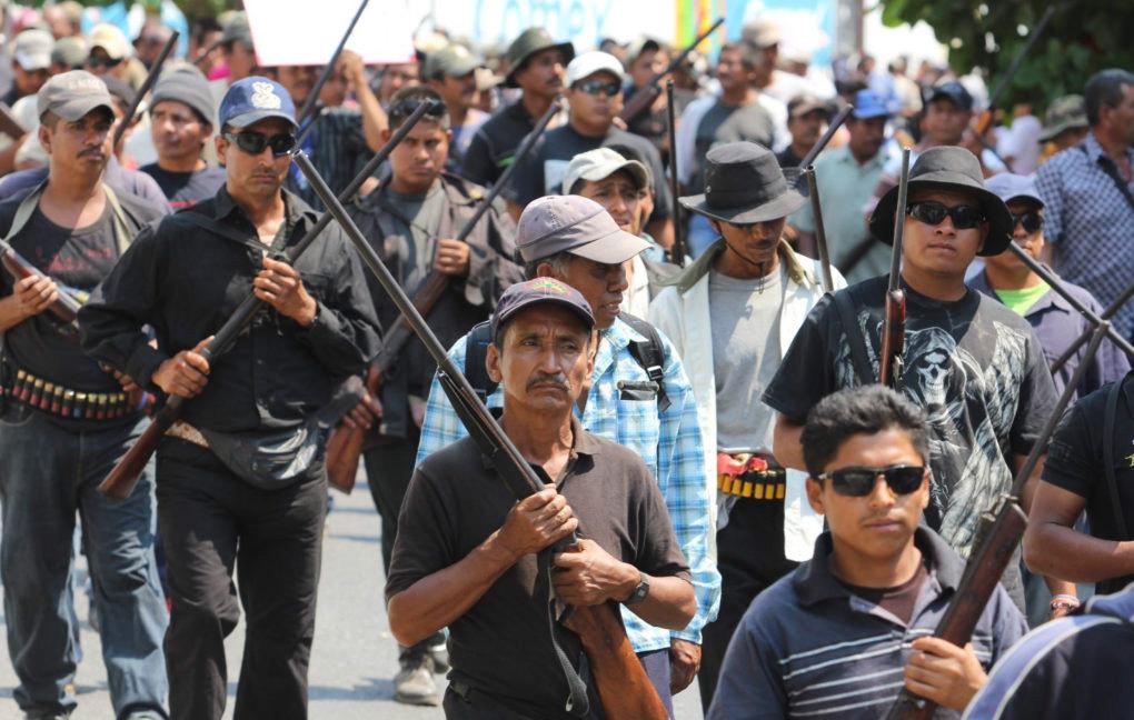 Surge otra policía comunitaria en Guerrero