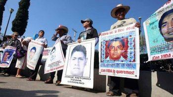 Analiza Gobierno agenda en DH y caso Ayotzinapa