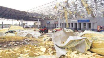 Alerta SAT por daños en la Aduana de Nuevo Laredo