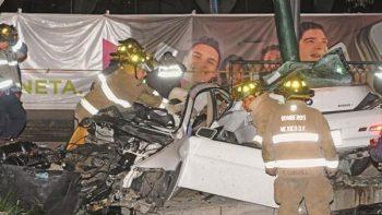 Confirman prisión preventiva a conductor del BMW