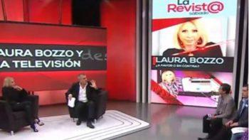 Laura Bozzo reaparece en Perú llena de ira