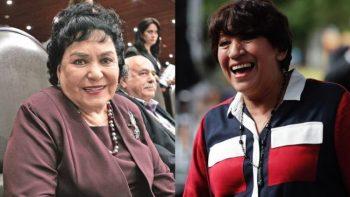 A través de Twitter, Carmen Salinas se une a ataques contra Delfina