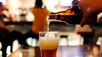 La cerveza te quita el dolor