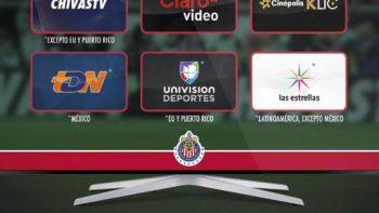 Chivas TV critica a sus aliados