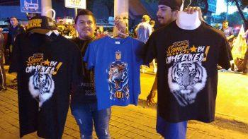 Afecta a comerciantes ambulantes derrota de Tigres