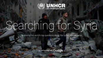 Google presenta 'Searching for Syria' para explicar crisis en Siria