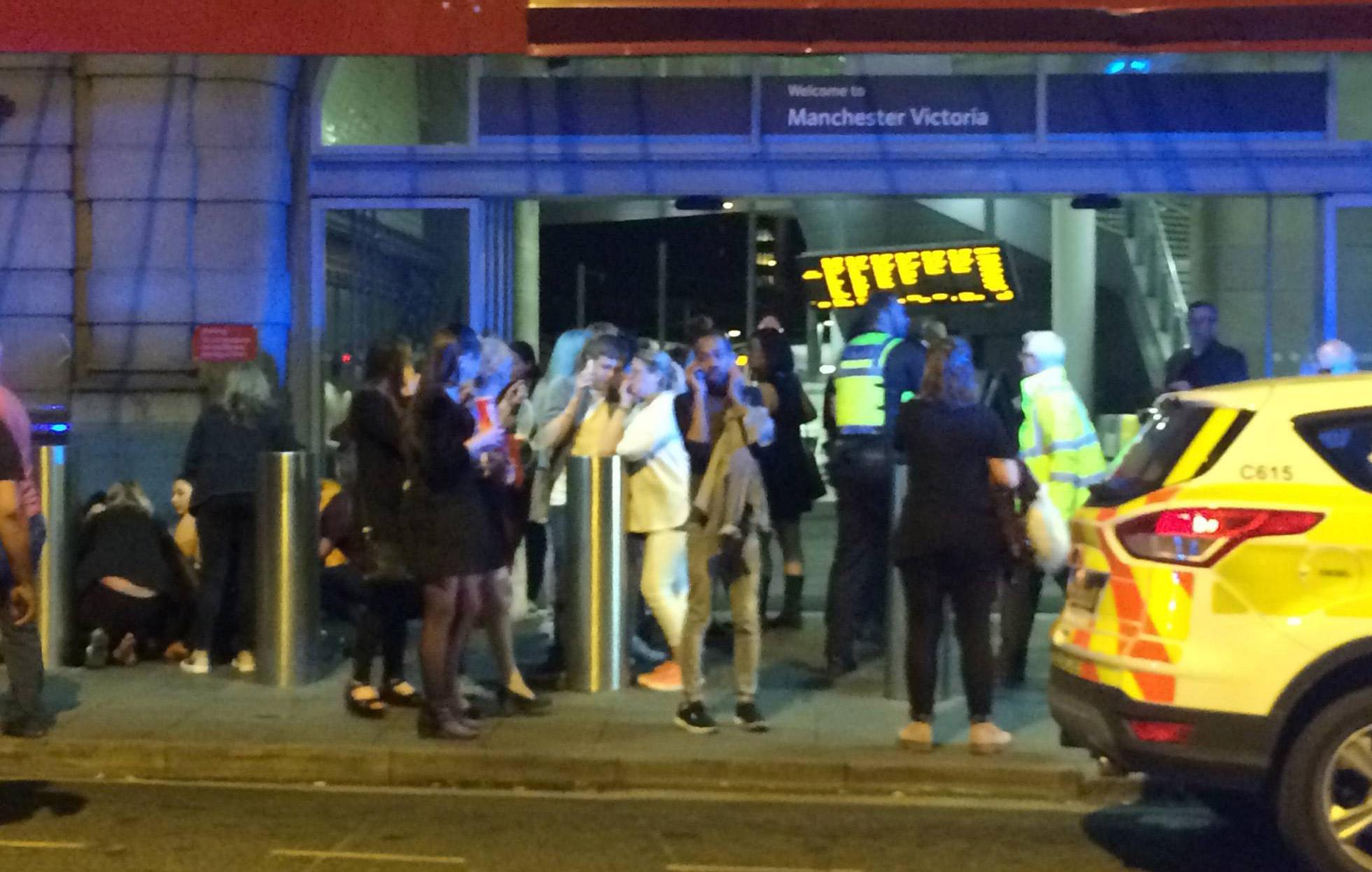Identifican al responsable del atentado en Manchester