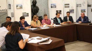 Aprueban en comisión los Centros de Evaluación y Control de Confianza a nivel Municipal