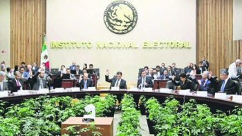 Transparencia y dinero a partidos, retos del INE