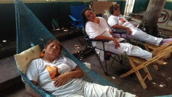 Delicada pero estable enfermera hospitalizada en Chiapas