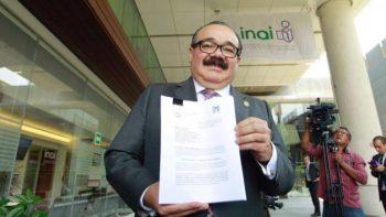 PRI denuncia ante Inai a Morena por opacidad en recursos