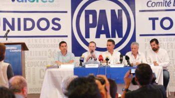 Destapa PAN en Coahuila red de corrupción encabezada por Riquelme por más de 180 mdp