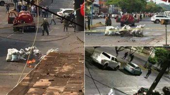 Explosivos cimbran La Piedad, Michoacán
