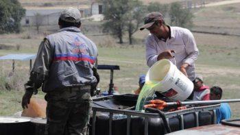 'Extracción ilegal de combustible amenaza seguridad de México'