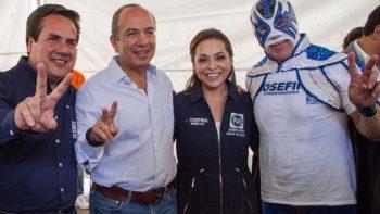 Calderón respalda al Ejército en el combate a huachicoleros