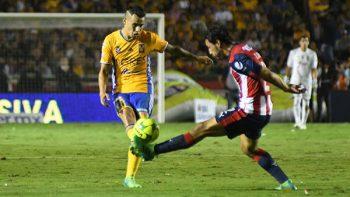 Sufre Tigres 2-2 contra Chivas en la Final de ida